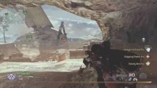 Modern Warfare 2 Gameplay - Sniper Class - 70-3