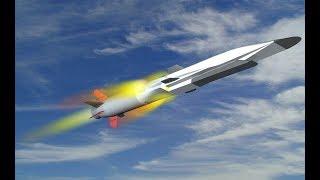 Русские испытали Циркон гиперзвуковая крылатая ракета