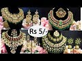 Bhuleshwar Market Tour || Biggest Wholesale Jwellery Market || Starts From rs5