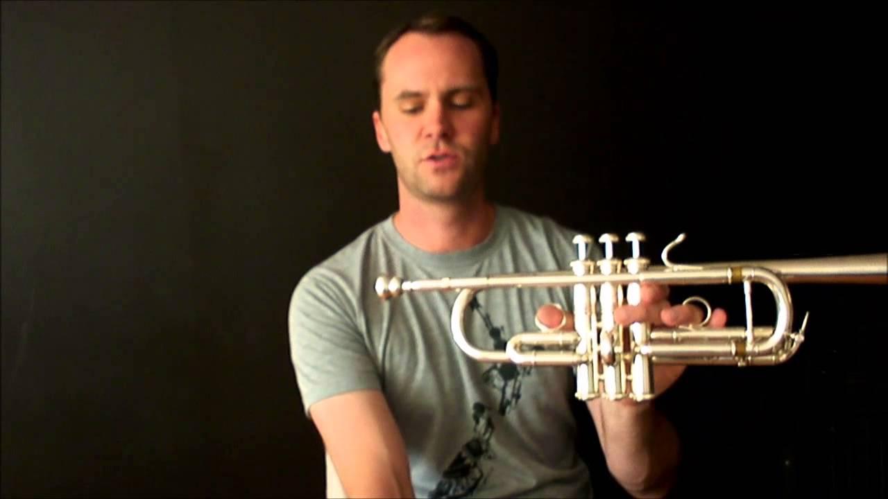 c trumpet for sale bach stradivarius chicago model youtube. Black Bedroom Furniture Sets. Home Design Ideas