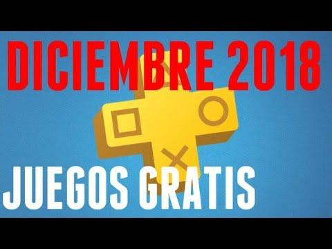 Juegos Ps Plus Diciembre 2018 Juegos Gratis Youtube