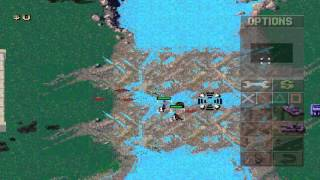 Command & Conquer: Red Alert: Retaliation Hard - Allies - Personal War