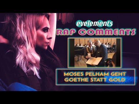 RAP COMMENTS #10 ►MOSES PELHAM geht Goethe statt Gold ◄ INKL. BATTLE-ALBUM 4FREE