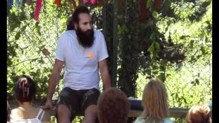 К. Хачатурян. Беседа о Самадхи. Yoga Open Air 2011