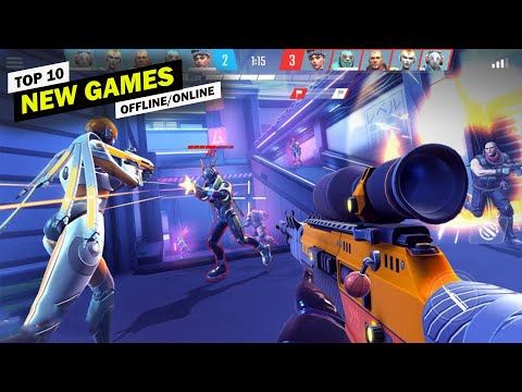 Top 14 Best New Android And IOS Games Of February 2020! [Offline/Online]