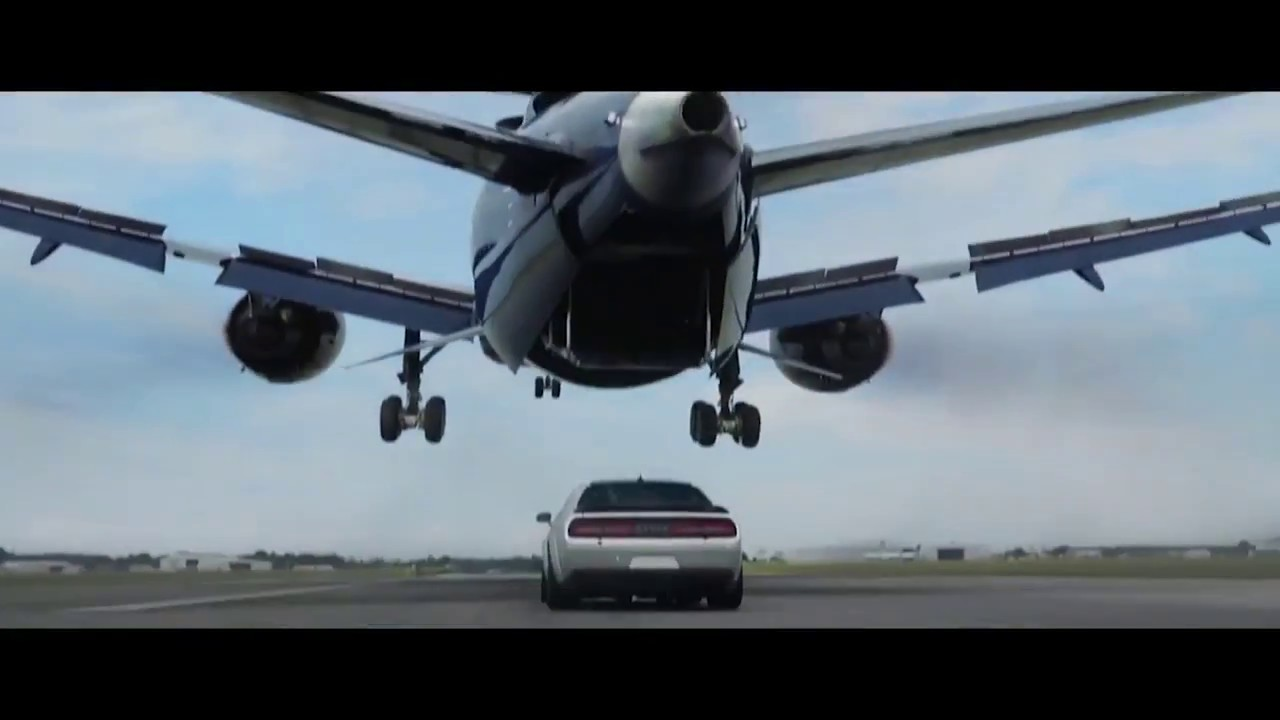 Fast And Furious 8 Sky