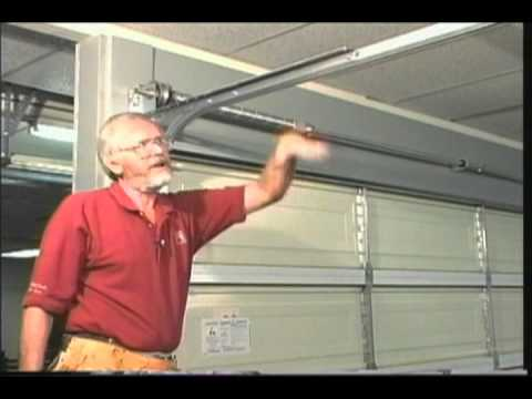 Martin Garage Door Adjustable Horizontal Track