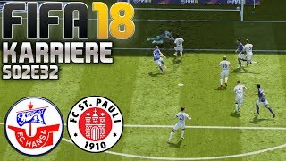 FIFA 18 KARRIERE ⚽ S02E32 • Fortuna Düsseldorf vs. Hansa Rostock • LET'S PLAY
