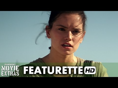 Star Wars: The Force Awakens (2015) Featurette - Daisy Ridley's Rey Story