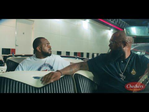 My Checkers Commercial w/ Slim Thug