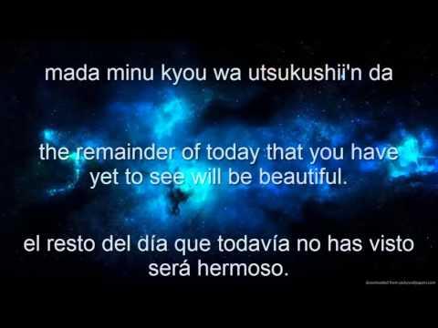 Newsong   Tacica  Naruto Shippuden Opening 10  Lyrics Jap Eng Esp
