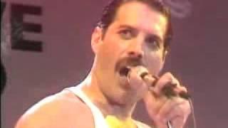 Queen - Radio Ga Ga (Live Aid 1985)