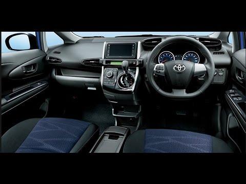 New Toyota Wish 2016 Interior - YouTube