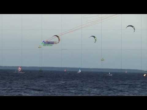 Kiterace slalom cup, Pirita @ 05.10.13 - Race 2
