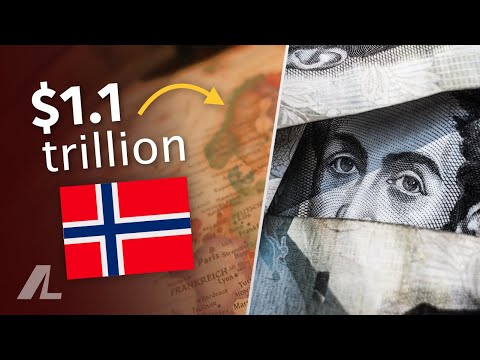 Norway's 1.1 Trillion Dollar Sovereign Wealth Fund