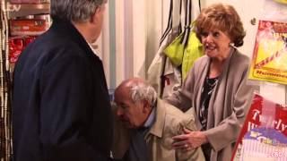 Coronation Street - Dennis Punches Norris