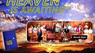 """HEAVEN IS AWAITING"" ~ Dallas NC Church of God ~ 3-9-2014"