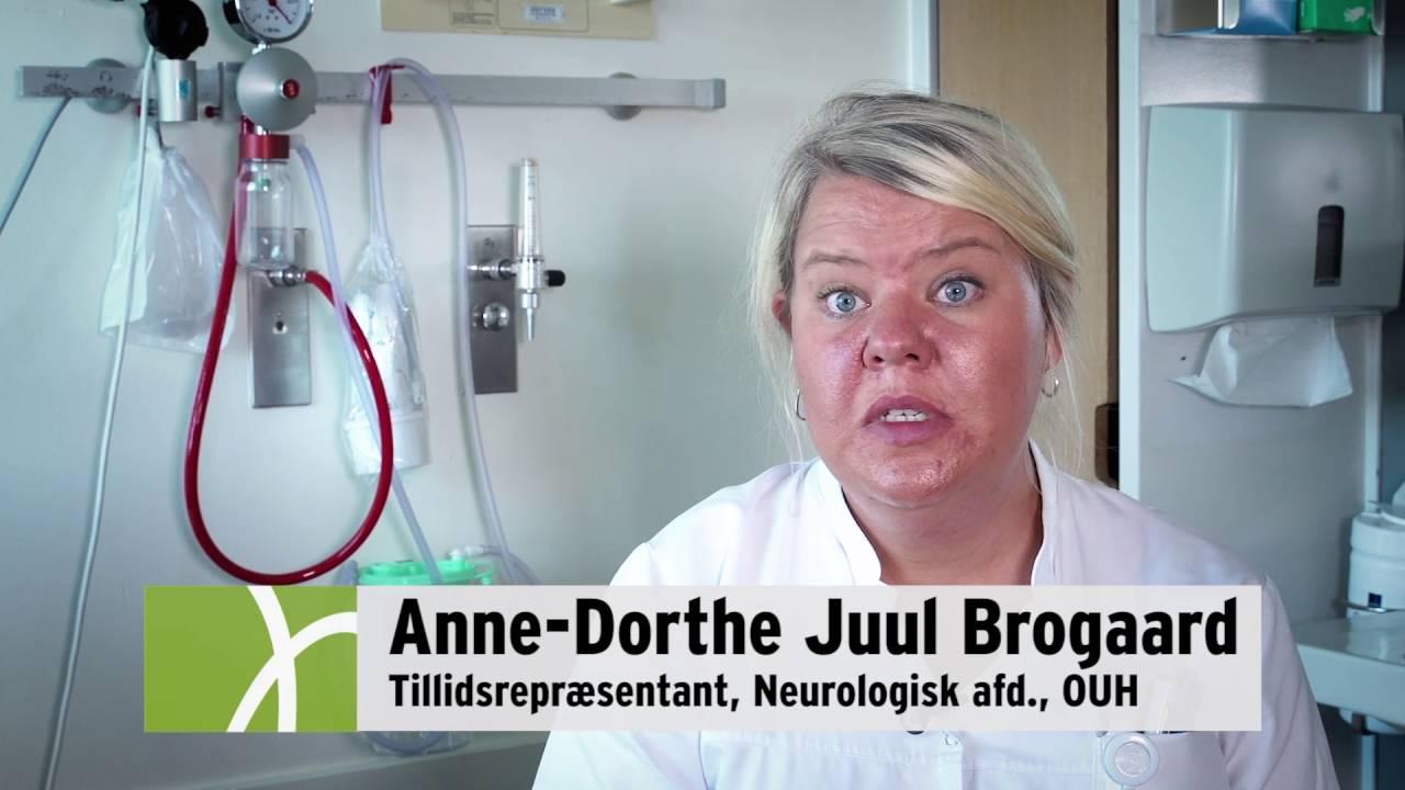 neurologisk afdeling hillerød