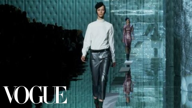 Fashion Show – Marc Jacobs: Fall 2011 Ready-to-Wear