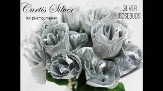 Silver Rosebuds