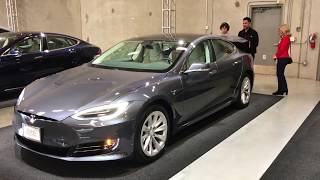 2018 Tesla Model S Delivery & Orientation - San Diego