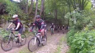 Downhill Bikers Oud-Heverlee Pinksterweekend 23 mei 2015 - Wallendorf-Pont 2