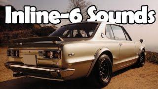8 Wonderfully Sounding Inline-6 Engines