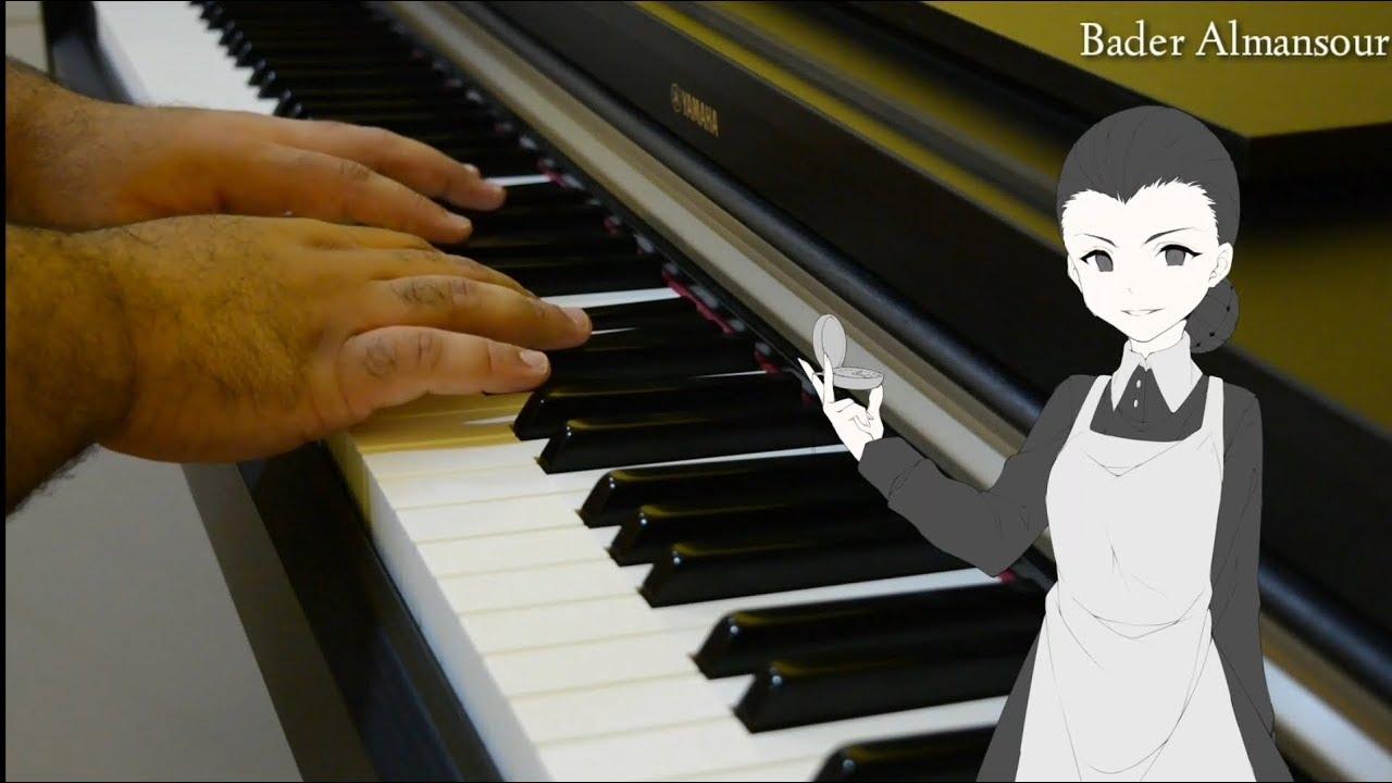 Yakusoku no Neverland OST - Isabella's Lullaby ( Piano Cover