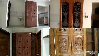 Best pooja room designs Beautiful Pooja Room Designs Modern Pooja Room Design YouTube