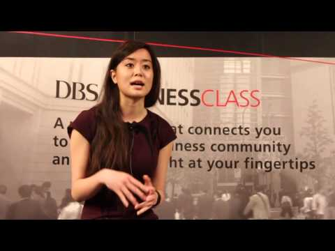 DBS BusinessClass The Bay Area Series - Hack a Million in Asia with Ernestine Fu (Part I - Talk)