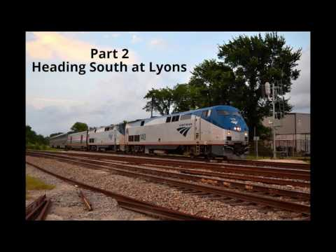 Back and Forth: Detouring Sunset Limited #1 - Houston, TX