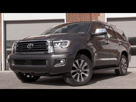 2018 Toyota Sequoia: Review