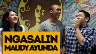 PRAMBORS NGASALIN MAUDY AYUNDA - 'Tebak Lagu'