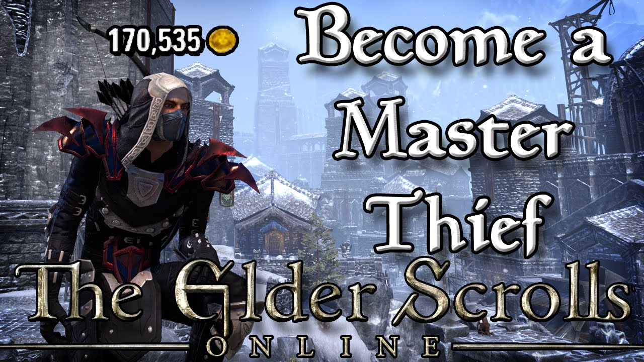 thieves guild how to become guild master