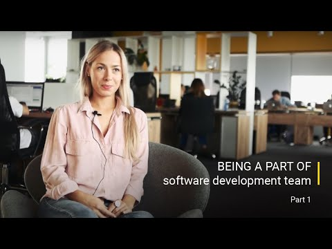 Being a part of software development team | Andersen (Minsk, Belarus) - part 1