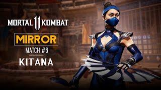 Mortal Kombat 11 - Kitana Vs Kitana (Very Hard) 5 ROUNDS!