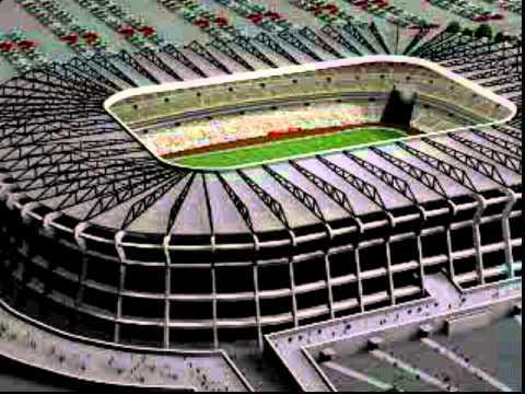 FIFA: RTWC 98 Stadium Intro - MEXICO (Estadio Azteca, Ciudad de México)