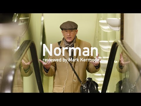 Norman reviewed by Mark Kermode