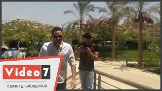 حمادة هلال وأحمد سعد يشاركون فى تشييع جنازة ميرنا المهندس