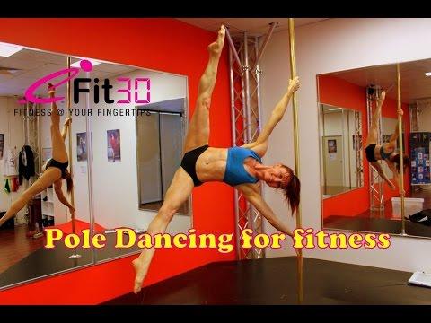 Pole dancer Joanna putting the fun into fitness - 동영상