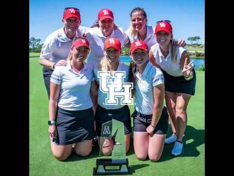Houston Women's Golf: AAC Championship
