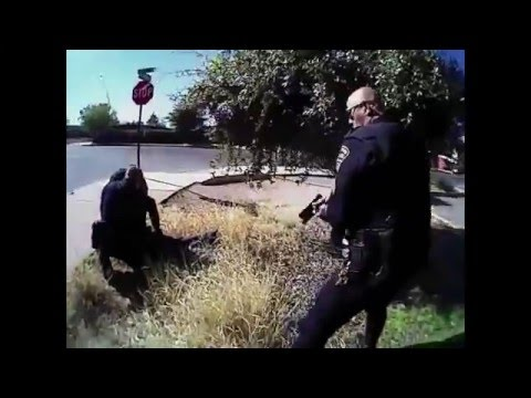 (WARNING: Graphic language) Another angle of Tucson Police shooting