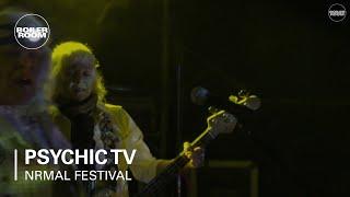 Psychic TV Boiler Room NRMAL Festival 2017 Live