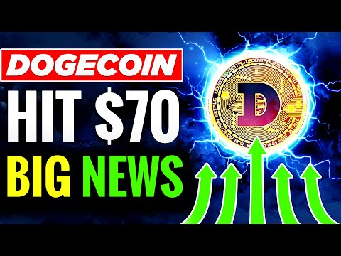 FOR ALL DOGECOIN HODLERS: Dogecoin Can Hit $70 In 2021 (This Is Why) | Dogecoin Prediction