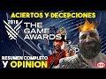 GAME AWARDS 2018 ¿INJUSTICIA y DECEPCIÓN? | Resumen COMPLETO