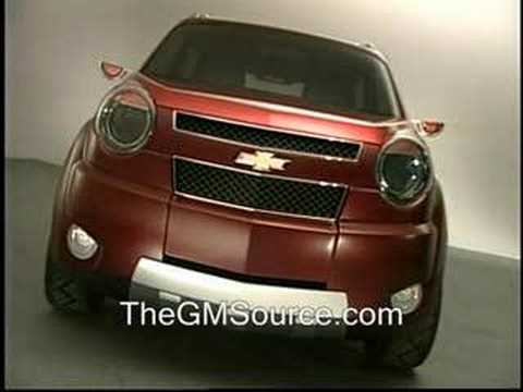 Chevrolet Trax Concept Youtube