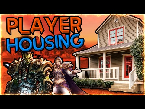 When Are We Going To See Player Housing In World Of Warcraft?