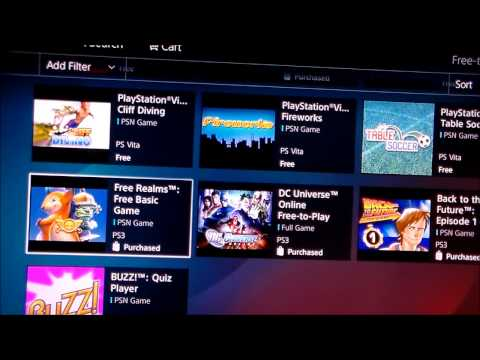 How to Download Free PS3 Games LEGALLY!
