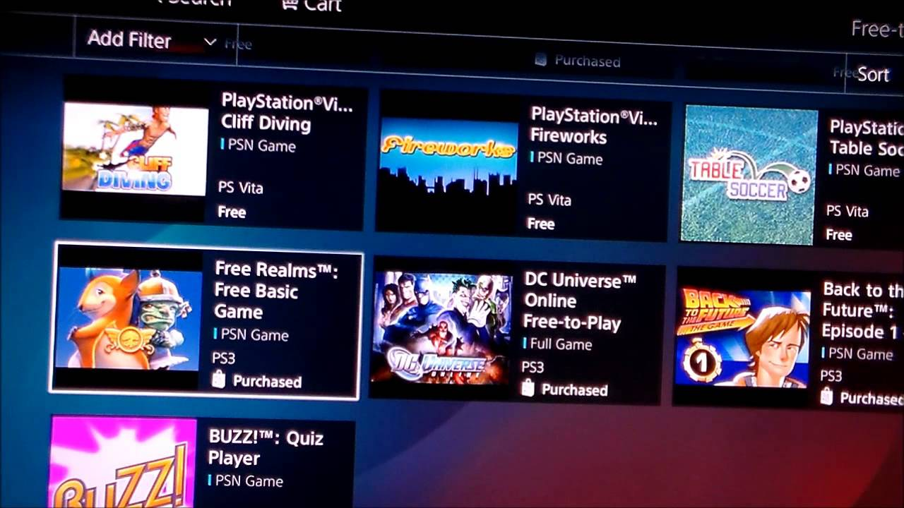 How To Download Free Ps3 Games Legally Youtube