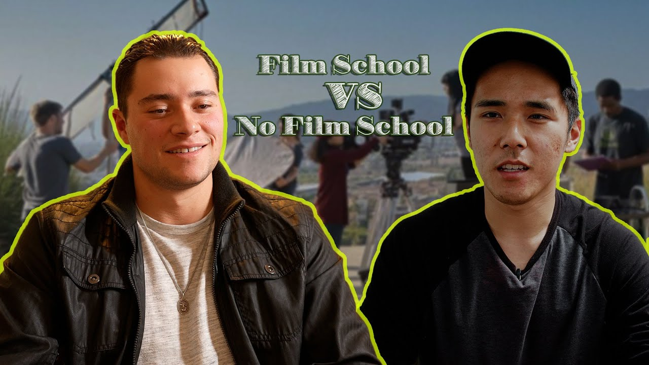 Download How I Got Into the Film Industry Without Film School